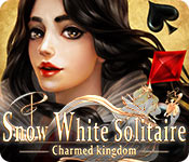 Snow White Solitaire: Charmed kingdom game feature image
