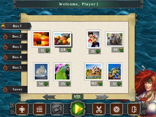 pirate jigsaw screenshots 2
