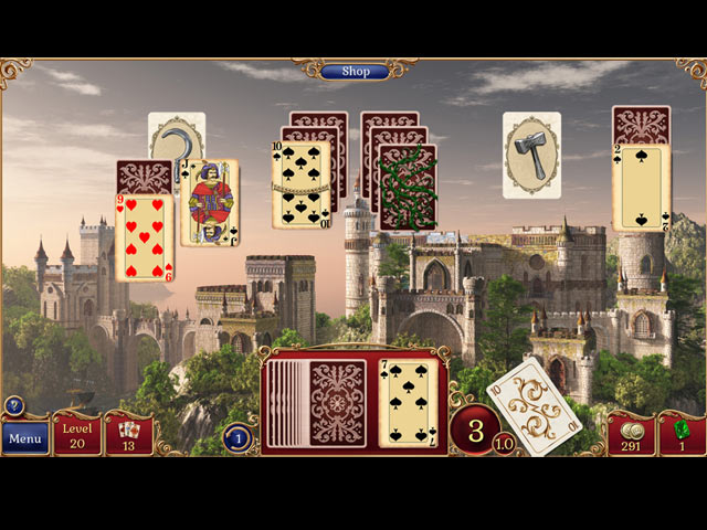 jewel match solitaire screenshots 1