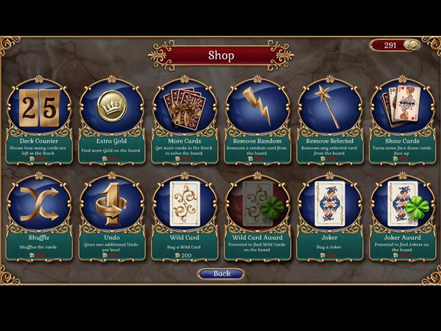 jewel match solitaire screenshots 2