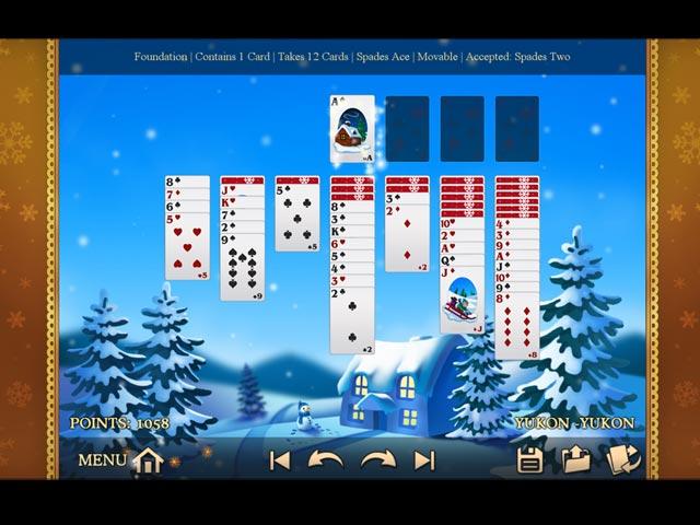 happy wonderland solitaire screenshots 1