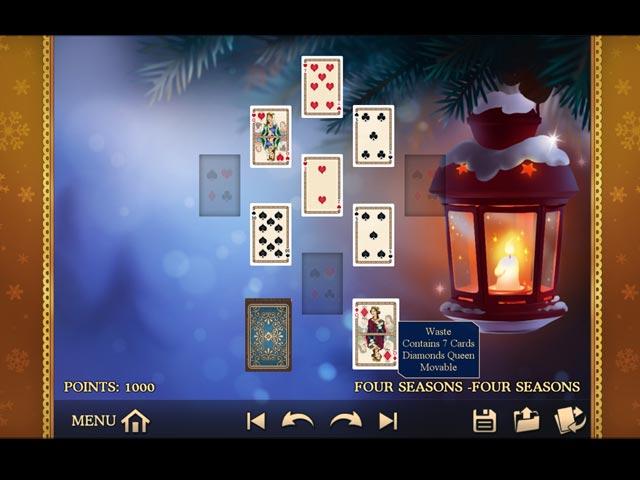 happy wonderland solitaire screenshots 2