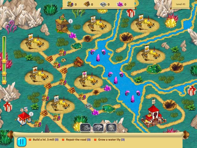 gnomes garden christmas story screenshots 1