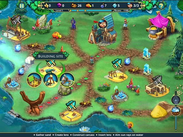 elven legend 5: the fateful tournament screenshots 2