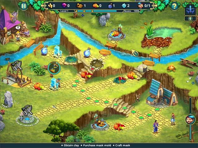 elven legend 5: the fateful tournament screenshots 3
