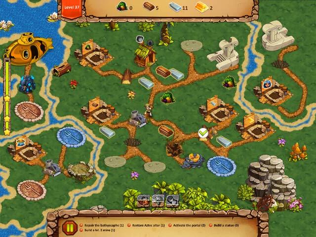 lost artifacts: golden island screenshots 1