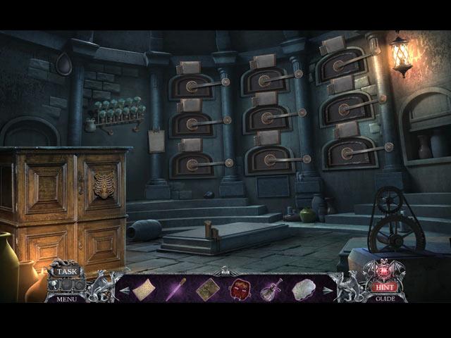 vermillion watch: in blood collector's edition screenshots 3