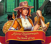 Alicia Quatermain And The Stone of Fate game feature image