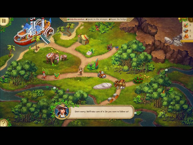 alicia quatermain & the stone of fate screenshots 2