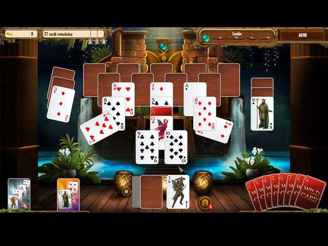 fantasy quest solitaire screenshots 1