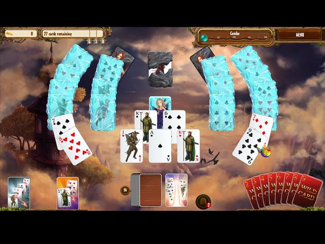 fantasy quest solitaire screenshots 2