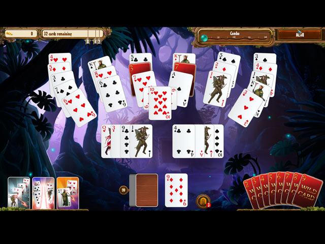 fantasy quest solitaire screenshots 3