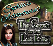 Sophia's Adventures: The Search for the Lost Relics game feature image