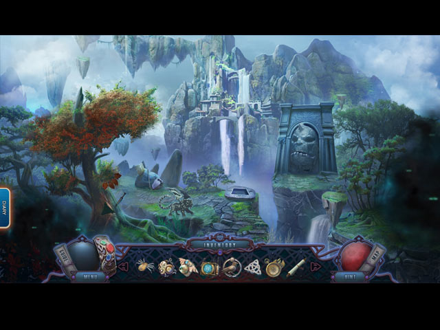 the forgotten fairy tales: canvases of time collector's edition screenshots 1