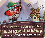 The Witch's Apprentice: A Magical Mishap Collector's Edition