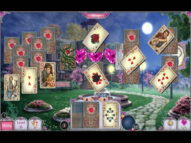 jewel match solitaire: l'amour screenshots 3