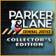 Parker And Lane Criminal Justice Collector's Edition