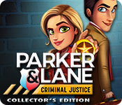 Parker And Lane Criminal Justice Collector's Edition game feature image