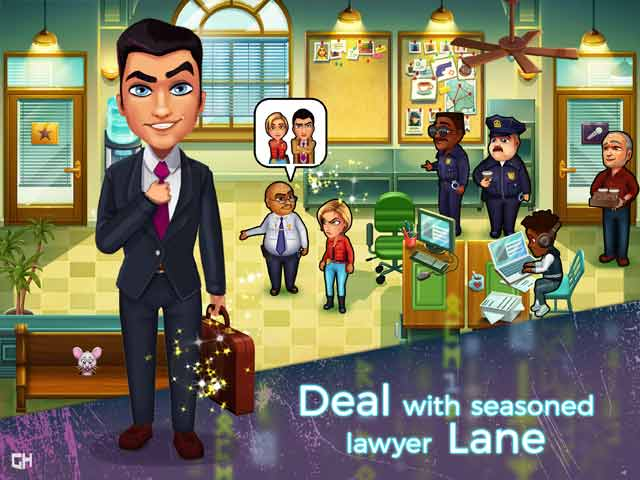 parker & lane: criminal justice collector's edition screenshots 11