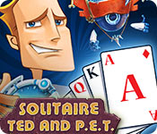 Solitaire: Ted And P.E.T game feature image