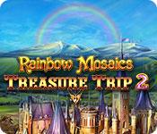 Rainbow Mosaics: Treasure Trip 2 game feature image