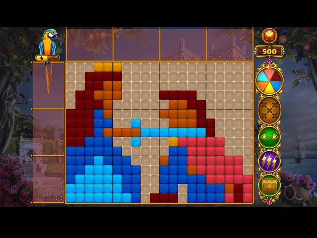Rainbow Mosaics: Treasure Trip 2