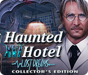 Haunted Hotel: Lost Dreams Collector's Edition game feature image