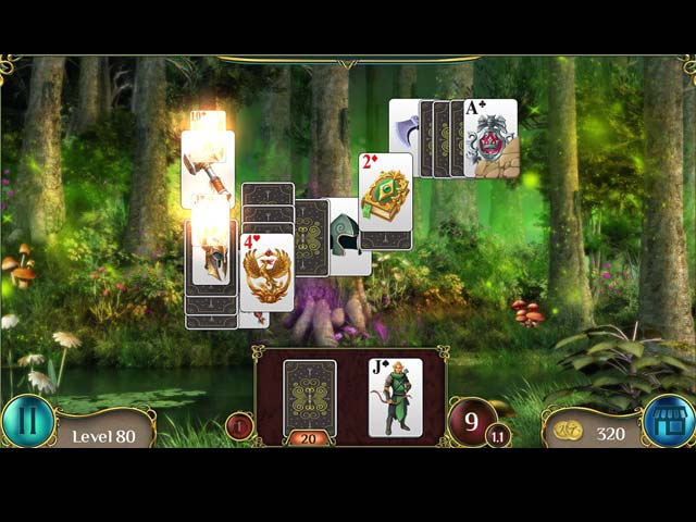 the far kingdoms: awakening solitaire screenshots 1