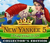 New Yankee in King Arthur's Court 5 Collector's Edition game feature image