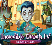 Incredible Dracula IV: Game of Gods game feature image