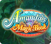 Amanda's Magic Book game feature image