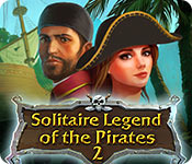 Solitaire Legend Of The Pirates 2 game feature image