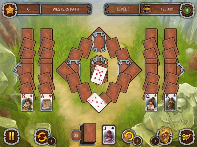 solitaire legend of the pirates 2 screenshots 3