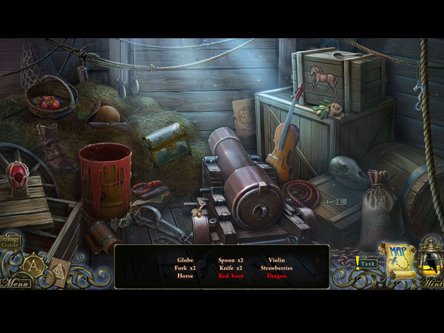 dark tales: edgar allan poe's the pit and the pendulum collector's edition screenshots 5