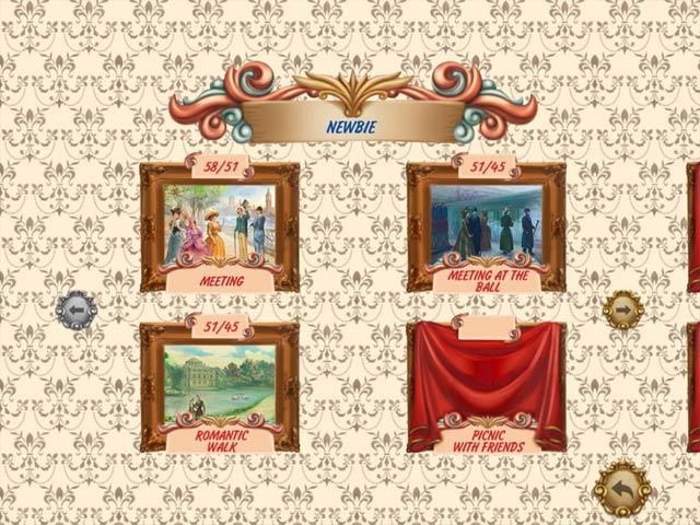 solitaire victorian picnic 2 screenshots 2