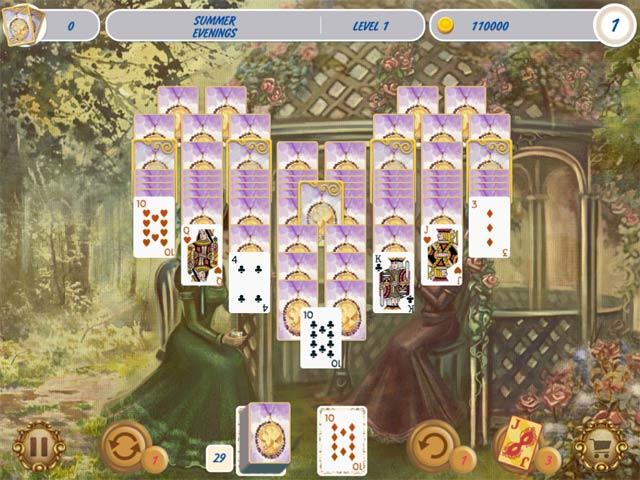 solitaire victorian picnic 2 screenshots 3