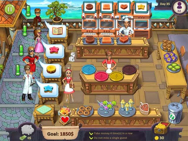 katy and bob: cake cafe collector's edition screenshots 3