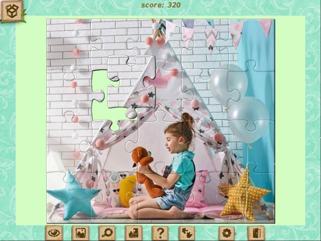 1001 jigsaw home sweet home screenshots 2