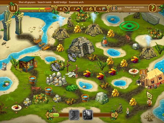 chase for adventure 3: the underworld collector's edition screenshots 2