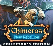 Chimeras: New Rebellion Collector's Edition game feature image