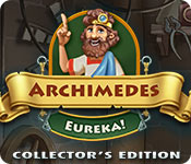 Archimedes: Eureka! Collector's Edition game feature image