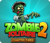 Zombie Solitaire 2: Chapter 3 game feature image