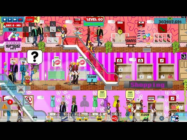 shopping empire screenshots 2