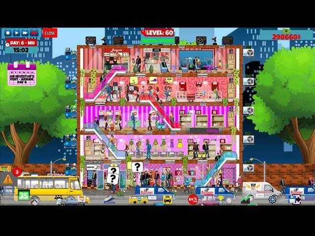 shopping empire screenshots 3
