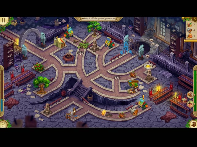 alicia quatermain 3: the mystery of the flaming gold collector's edition screenshots 1