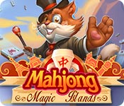 Mahjong Magic Islands game feature image