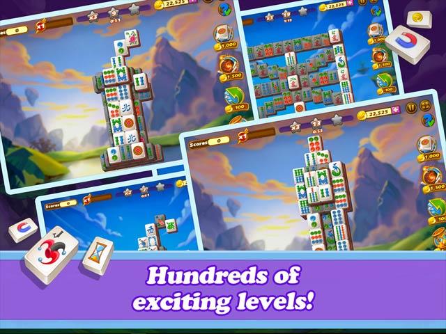 mahjong magic islands screenshots 3