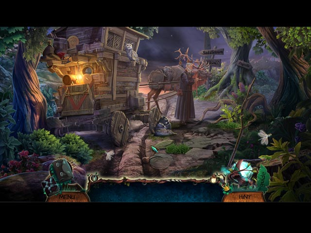 queen's quest iv: sacred truce collector's edition screenshots 1