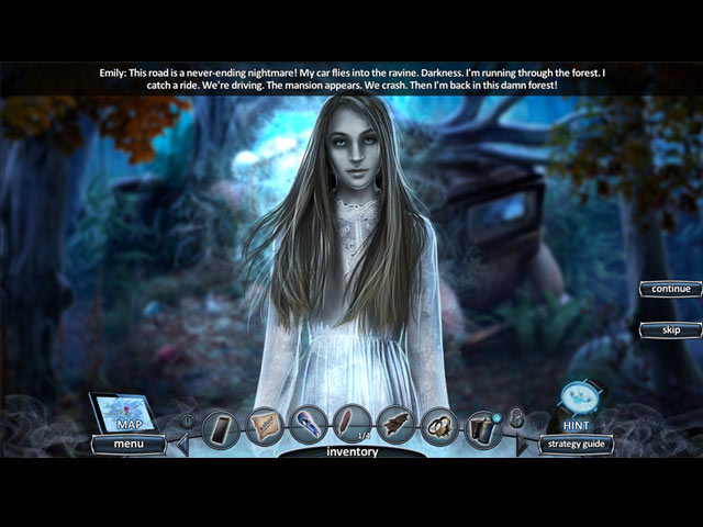 paranormal files: fellow traveler collector's edition screenshots 1