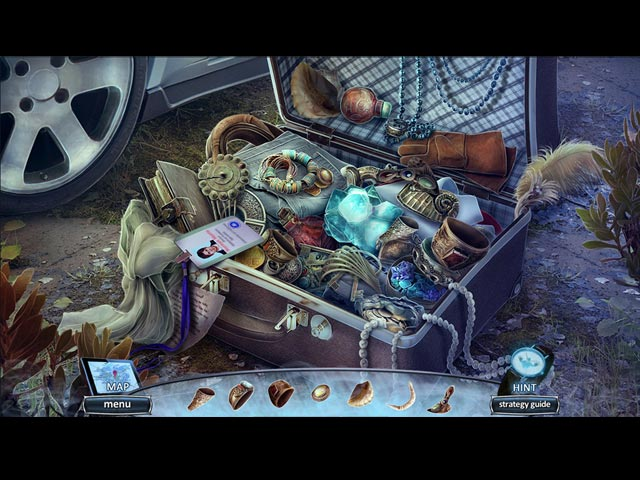 paranormal files: fellow traveler collector's edition screenshots 2